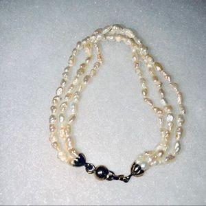 Vintage Freshwater  Pearls bracelet